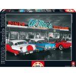 Puzzle - Miami-i Al Mac's Educa 1000
