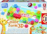 Educa 3D-s kirako babáknak - Szín és forma