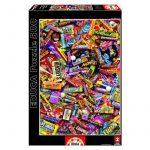 Puzzle 500 - Educa Csokoládék