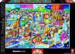 Puzzle 1000-6000 - Educa Barcelona