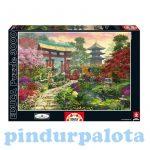 Puzzle kirakók - Educa Japán kert