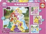Puzzle kirakók - Disney hercegnők Educa