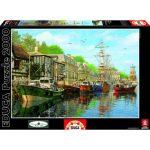 Puzzle 2000 - Educa Kikötő