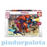Junior puzzle - Educa Disney Hős 6os puzzle, 200 darabos