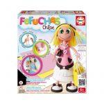 Kreatív felszerelés - Figura készítő - Chloe - Educa - Fofucha