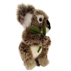 Plüss játékok - Plüss Macik - Plüss koala 15 cm