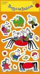 Bogyó és Babóca termékek - Bogyó és Babóca Barlangi pók matrica
