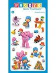 Pocoyo játékok - Matrica Pocoyoval