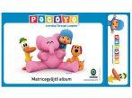 Pocoyo játékok - Pocoyo matrica gyűjtő album