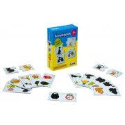 Készségfejlesztő - Árnyképek párosító játék