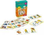 Társasjátékok - Foglalkozások ismeretterjesztő játék