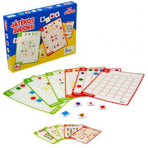 Oktató - Fejlesztő - Játékos Sudoku