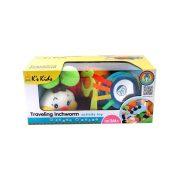 Babakocsi játékok - Foglakoztató kukac - Kis Kids