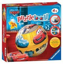 Puzzle - Kirakók - gömb puzzle verdás