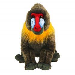 Plüssök - Állatok - Mandrill majom
