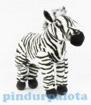 Plüss állatok - Zebra 28 cm