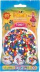 Készségfejlesztő - Fűzős játékok - Vasalható gyöngy 1000 db