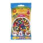Készségfejlesztő - Fűzős játékok - Hama vasalható gyöngyök 1000