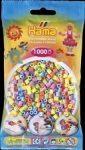 Készségfejlesztő - Fűzős játékok - Midi gyöngy - vegyes 1000 db élénk