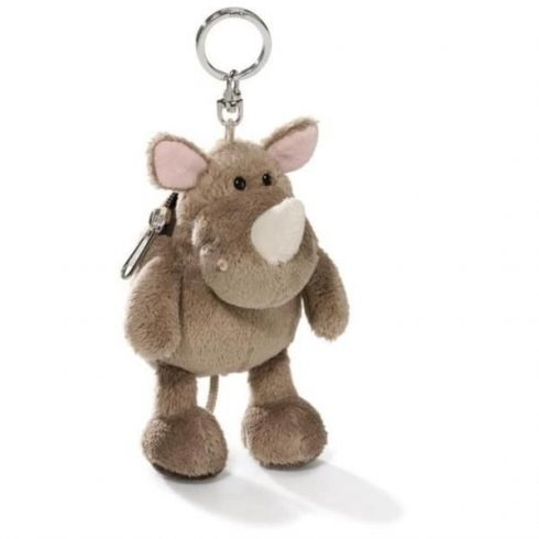 Happy Box Nici ajándékok - Kulcstartók - Orrszarvús tárolós kulcskartó
