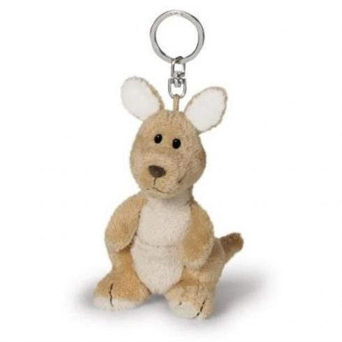 Happy Box Nici ajádnékok széles választékban - Kengurus kulcstartó - Plüss - 10 cm