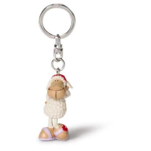 Bárányos kulcstartó - Happy Box Nici - Jolly Liselle