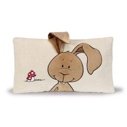 Happy Box Nici - Plüss párnák - Kilógó fülű nyúllal