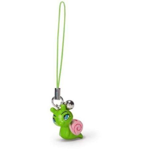 Mobil ékszer - Zöld csiga - Happy Box Nici