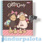 Nici - Jolly Coco Candy emlékkönyv