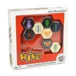 Stratégiai játékok - Gondolkodást fejlesztő játékok - Hive stratégiai társasjáték