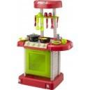 Játékkonyhák - Összecsukható játékkonyha kiegészítőkkel