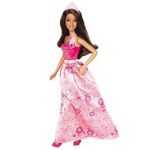 Mattel - Barbie Tündérmese Hercegnő 3