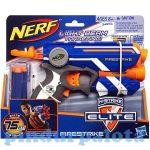 Szivacslövő játékfegyver gyerekeknek - Nerf N-Strike Elite Firestike szivacslövő fegyver Hasbro