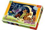 Puzzle - Kirakó - Scooby Doo 100 db-os junior puzzle