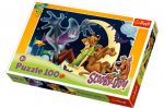 Puzzle - Kirakó - Scooby Doo 100 db-os junior puzzle