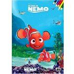 Színezők - Nemo nyomában kifestő