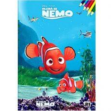 Kreatív hobby - Kifestők - Nemo nyomában kifestő