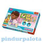 Puzzle gyerekeknek - Mc Muffin Domino Trefl