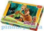 Junior puzzle - Scooby Doo 160 db-os puzzle - Trefl