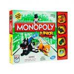 Társasjáték - Hasbro - Monopoly Junior