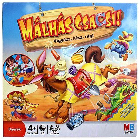 Málhás csacsi társasjáték - Hasbro