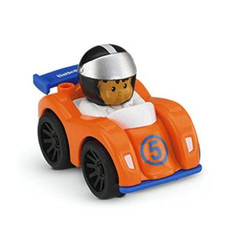 Mattel - Négykerekű autópajtás kisautó - Y3703