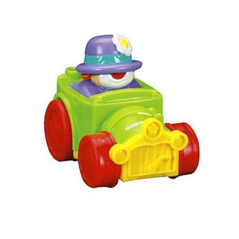 Mattel - Négykerekű autópajtás kisautó - X0025