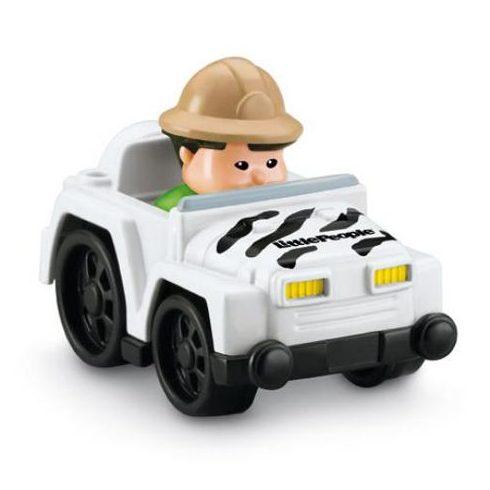 Mattel - Négykerekű autópajtás kisautó - Y5958