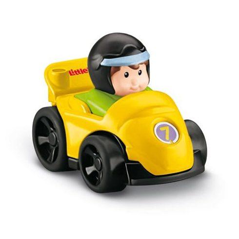 Mattel - Négykerekű autópajtás kisautó - Y5953