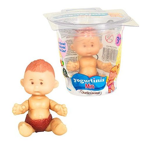 Yoghurt baba - Charlie Coconut 8cm - Yogurtinis