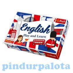 Társasjáték - Angol társasjáték