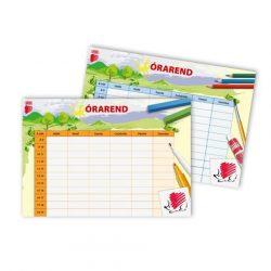 Írószerek - Iskolaszerek - Papírok-kartonok - Ico órarend