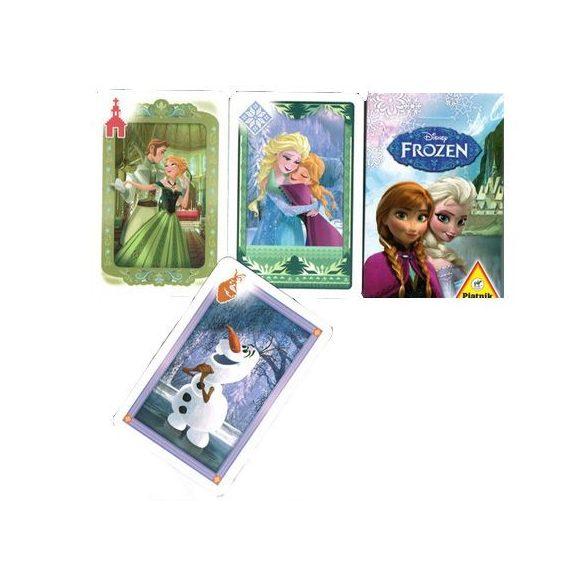 Kártya játékok - Jégvarázs mesekártya