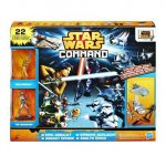 Figurák - Star Wars command epic assault játékszett